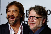 Javier Bardem & Guillermo del Toro