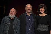 Marc Caro, Jean-Pierre Jeunet & Marianne Denicourt