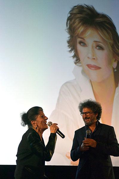 Biyouna & Radu Milhaileanu