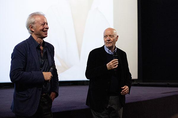 Philippe Le Guay & Jean-Paul Rappeneau